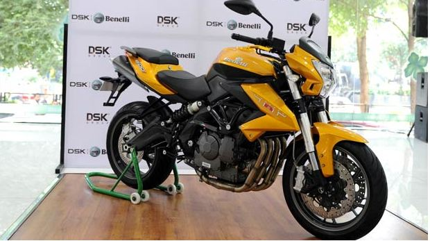 benelli tnt 600i price in india
