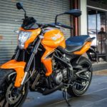 DSK Benelli TNT 300 Bike 13