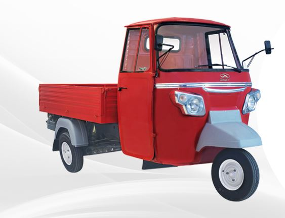 Baxy Cargo Loading Tricycle Price Specs Features