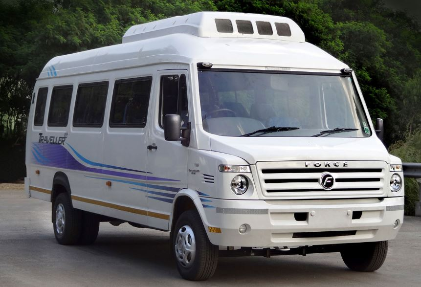 Force Traveller 26 Seater Technical Specifications