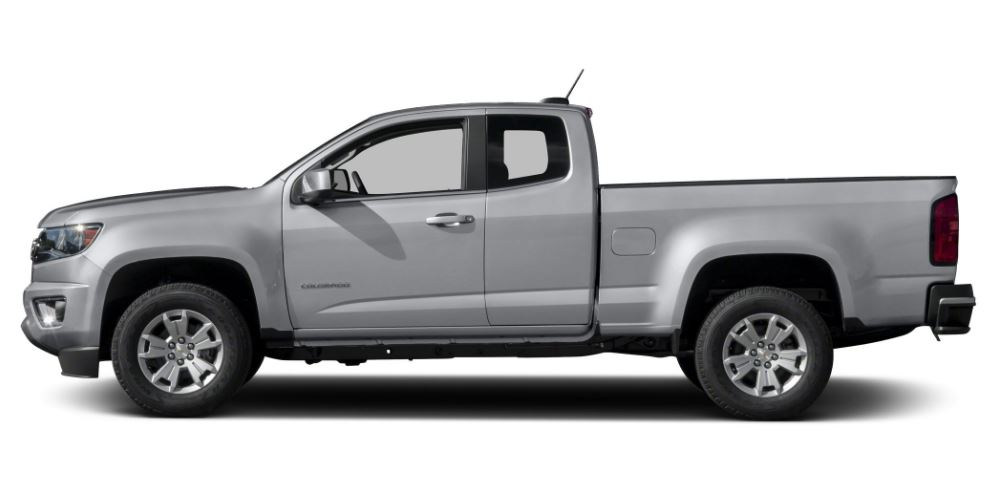 Chevrolet Colorado 2WD Extended Cab Long Box Small Truck Features