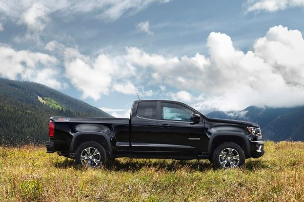 Chevrolet Colorado 2WD Extended Cab Long Box Small Truck PRICE