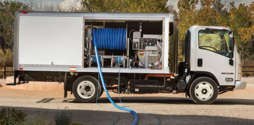 Isuzu NPR-XD Standard Cab Diesel Truck