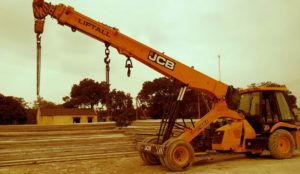 JCB LIFTALL 1554 price
