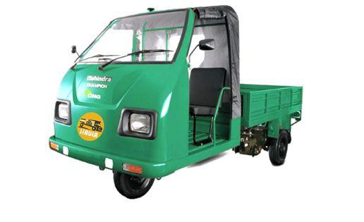 Mahindra Champion Load CNG Three Wheeler 4