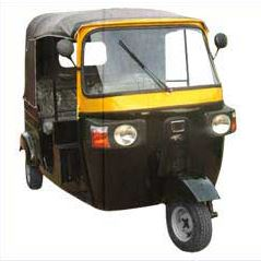 Tuk TuK Double Head Light Auto Rickshaw (Model ZSi) 4