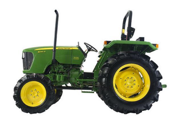 John Deere 5045D 2WD - 4WD Tractor Price & Details