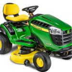 John Deere S240 Lawnmower Tractor with 48-in. Deck