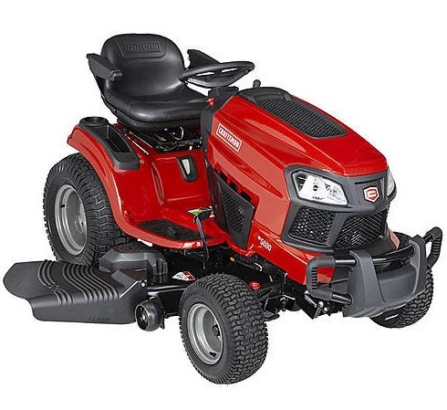 Craftsman 24 HP 54 in. Turn Tight® FAST Hydrostatic Garden Tractor