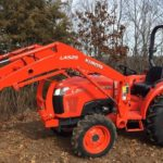 Kubota L2501 Compact Tractor Specs Overview