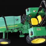 John Deere Agroman 5036C (35 HP) Price Specs Details & Reviews