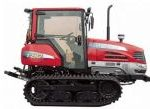 Yanmar T80 (Standard)Rubber Track Tractor With Enclosed Cab With heat And AC