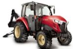 Yanmar YT347C With Enclosed CAB With Heat & AC Tractor