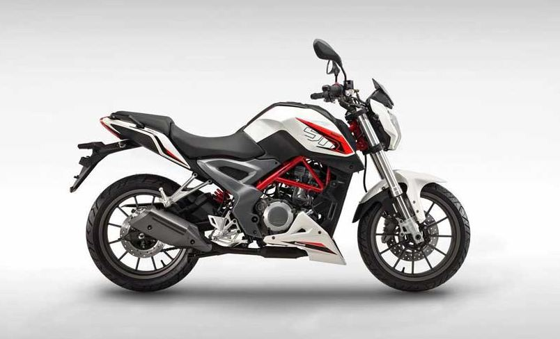 DSK Benelli TNT 25 Bike 4