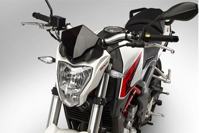 DSK Benelli TNT 25 Bike 8