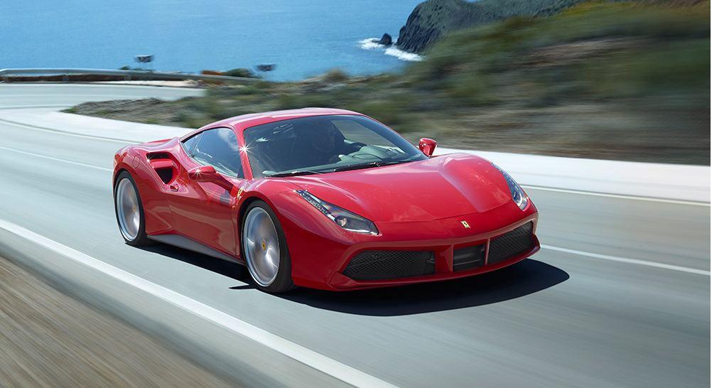 Ferrari Gtb Sports Car