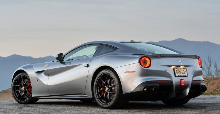 Ferrari F12 Berlinetta Sport Cars 11