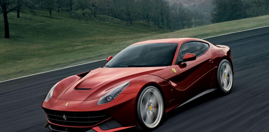 Ferrari F12 Berlinetta Sport Cars 16