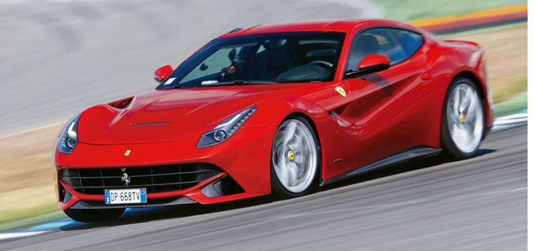 Ferrari F12 Berlinetta Sport Cars 5