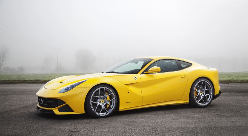 Ferrari F12 Berlinetta Sport Cars 9