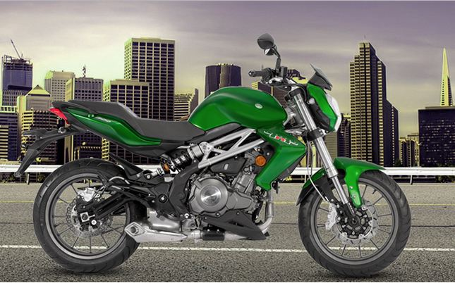DSK Benelli TNT 300 Bike 14