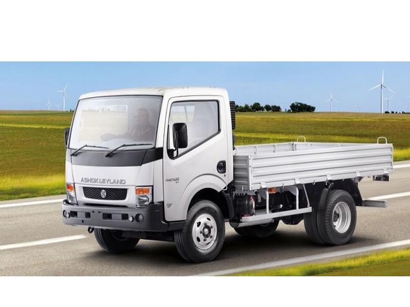 Ashok Leyland Partner Truck Images
