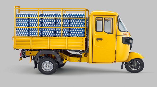Bajaj RE Maxima Cargo Three Wheeler Photo