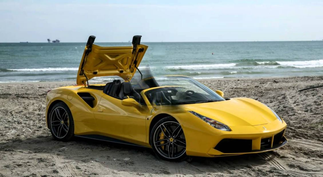 u203bferrari 488 spider price specs features video photo gallery u203b