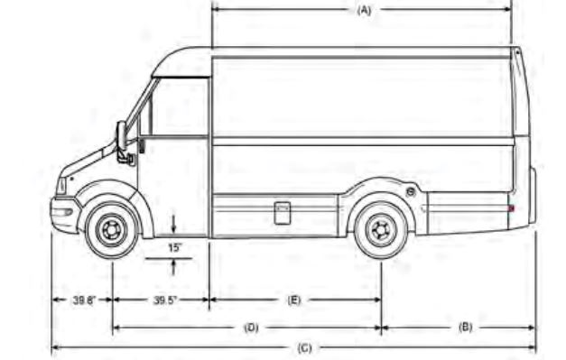Isuzu Reach Van Body Dimensions Specifications