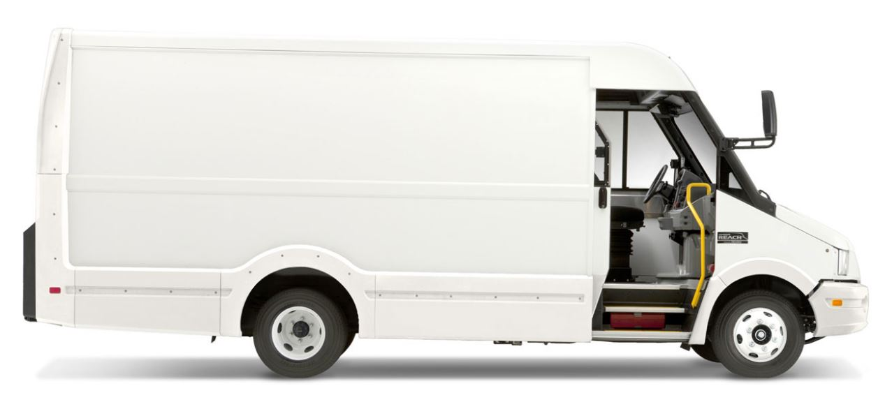 Isuzu Reach Van Key Features
