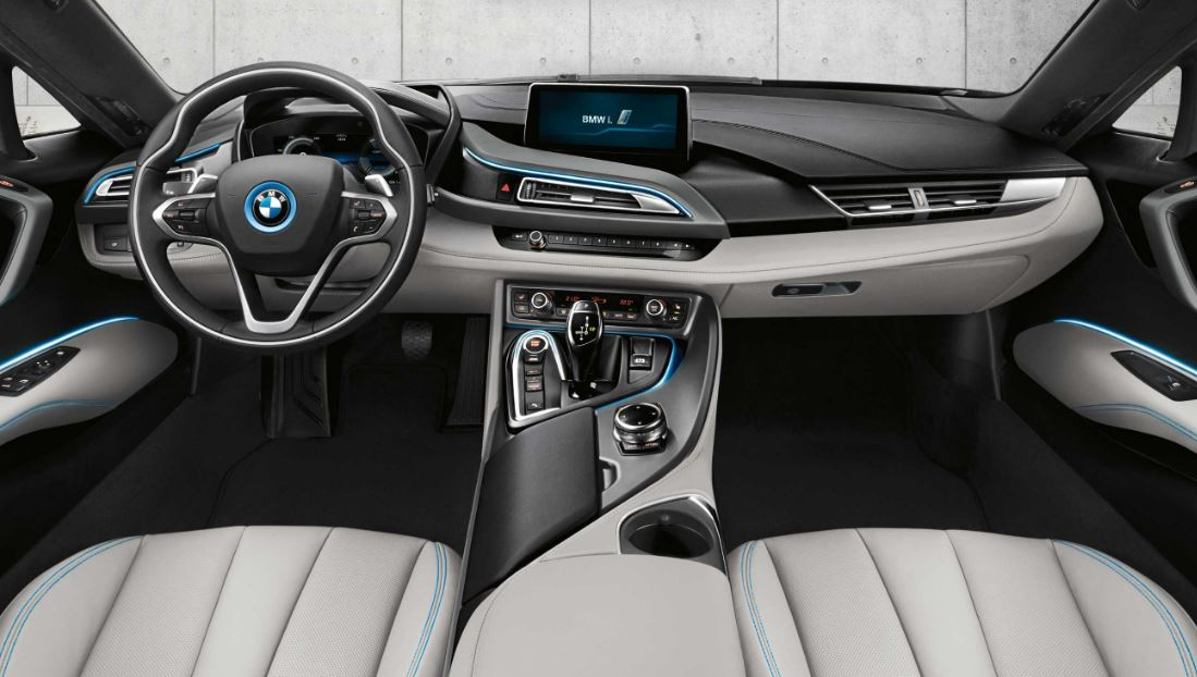 BMW I8 Sports Car Images Gallery