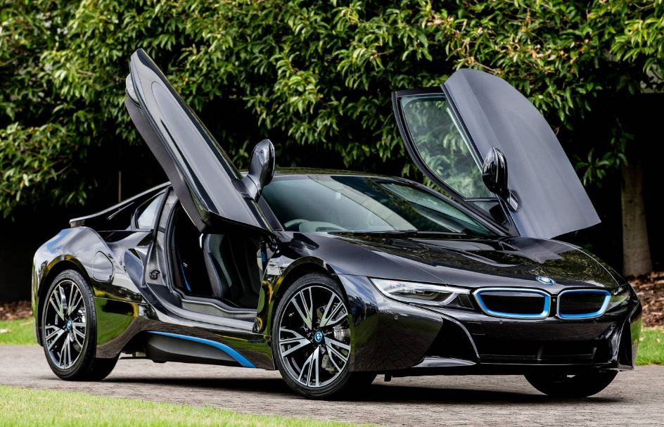 Bmw I8 Black Top Speed Price In India Interior Specs Images