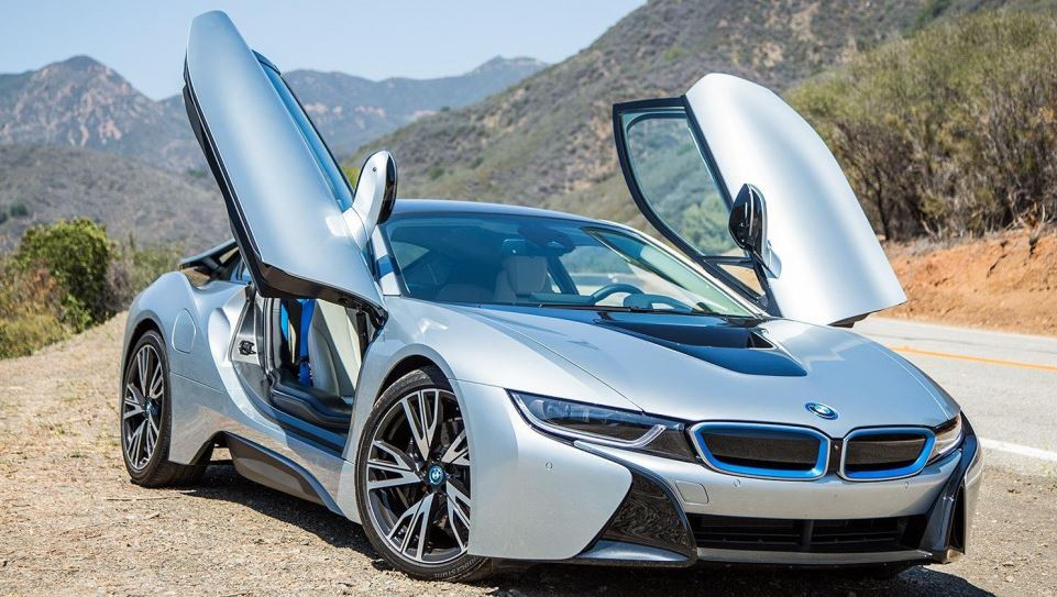 BMW I8 Sports Car Price In India