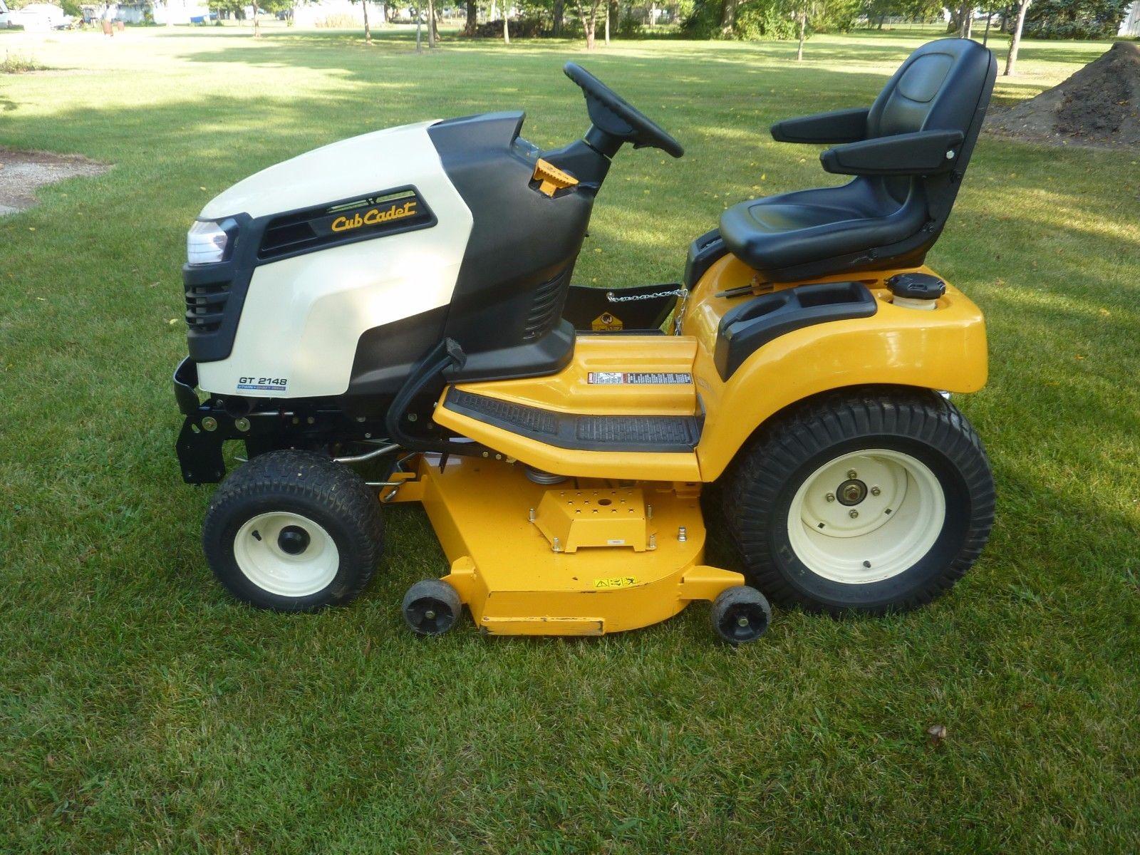 Garden Tractor Headlight : Cub cadet garden tractors price list key specs images※