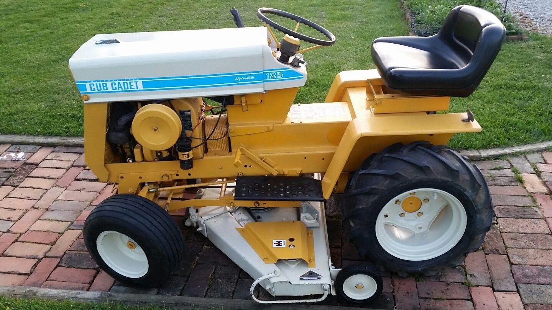 Exelent John Deere 420 Garden Tractor Gift - Brown Nature Garden ...