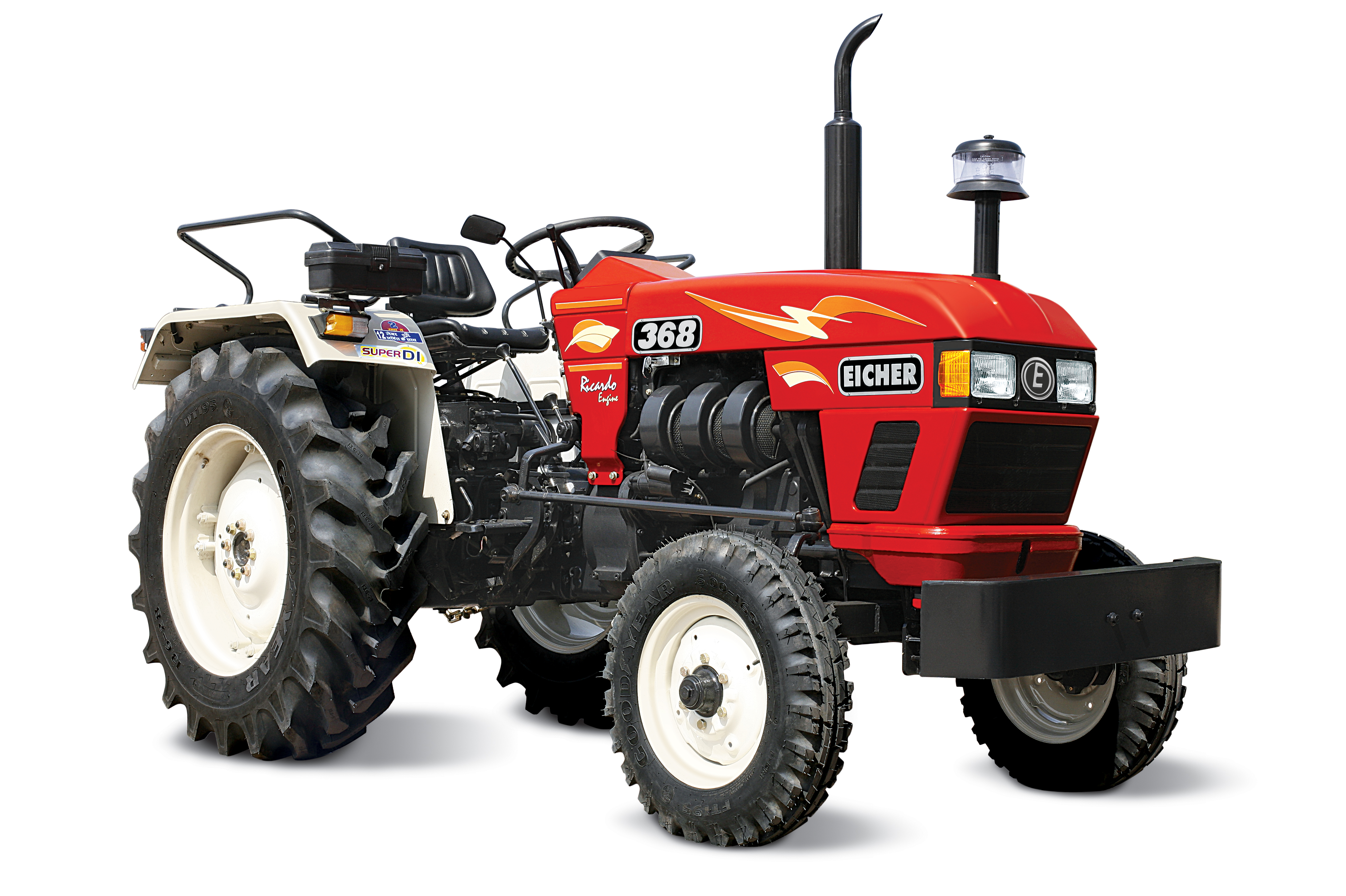 Eicher tractors with price