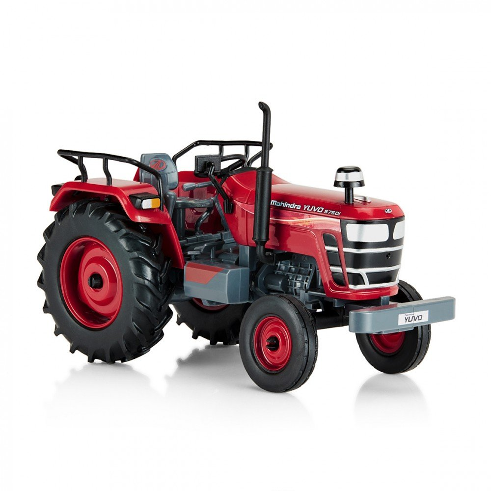 how to start a mahindra tractor