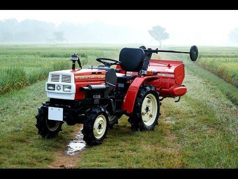 Mitsubishi Shakti Tractors