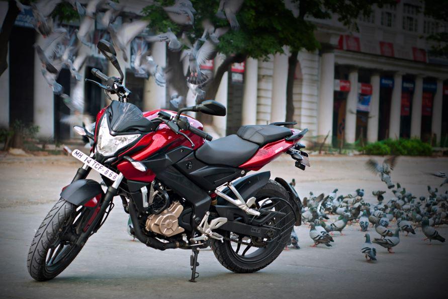 bajaj pulsar 200 ns Bike price in India