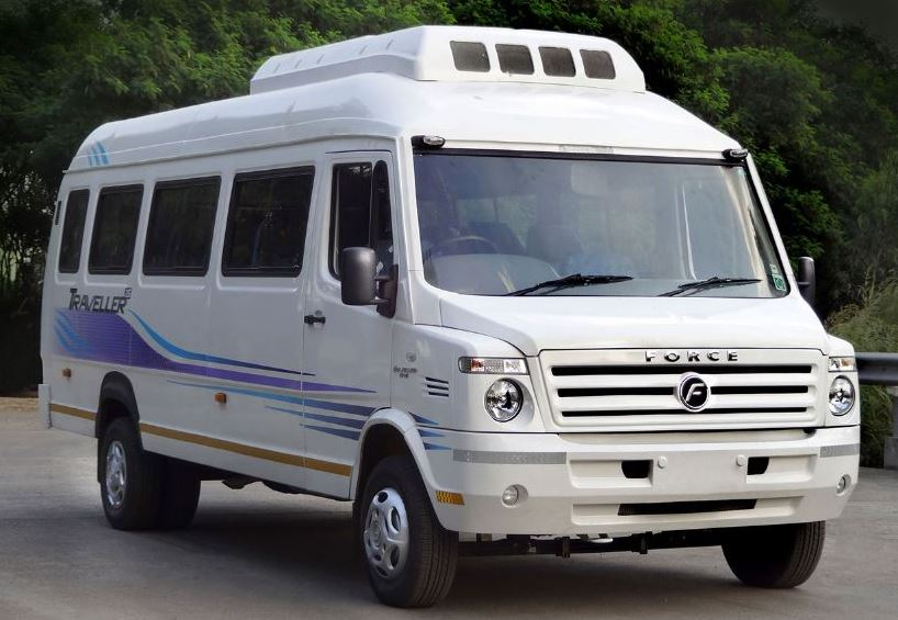 Force Tempo Traveller 26 Seater