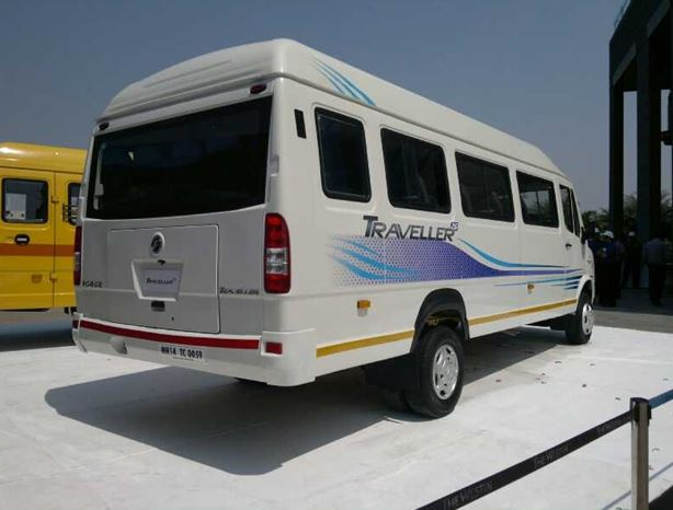 Force Traveller 26 Seater Price