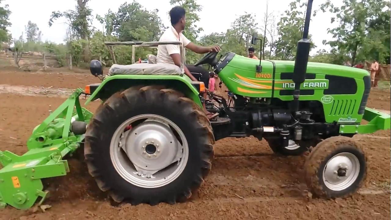 ※Indo Farm Tractors Price List in India [2018]※