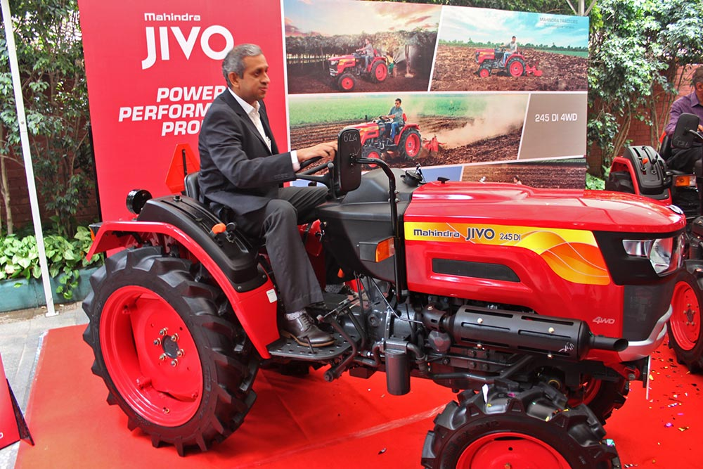 2019 Latest Mahindra Jivo 245 Di 4wd Mini Tractor Information