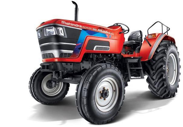 Arjun Novo 605 DI-MS price in india