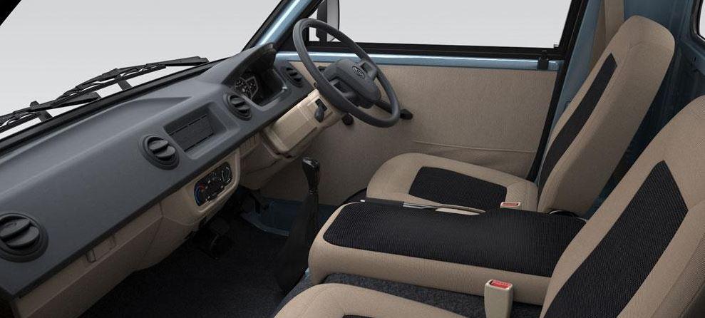 Ashok Leyland Dost 2.85 T Mini Truck comfort