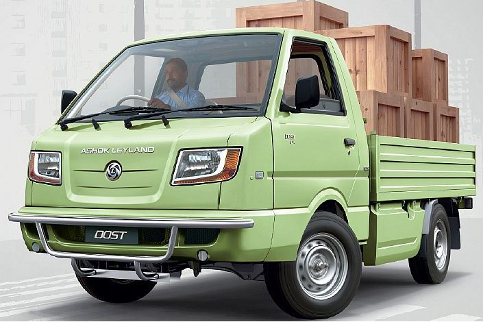 【ashok Leyland】 Dost Price List India Specs Features
