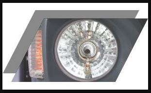 Atul GEM Cargo XL Head lamp