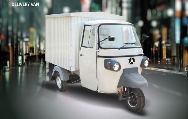 Atul GEM Delivery Van 5