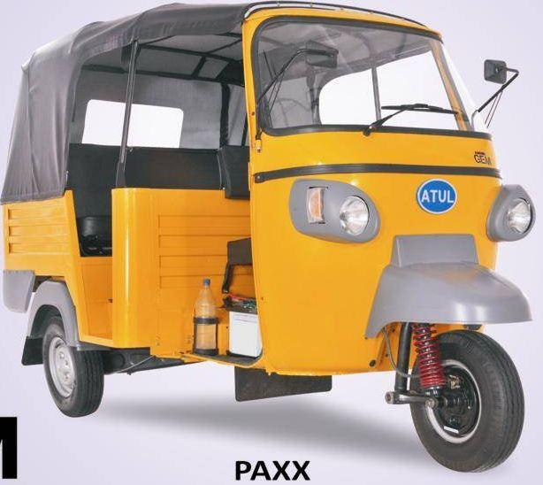 Atul GEM Paxx Auto Rickshaw 1