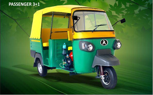 Atul GEM Paxx CNG Auto Rickshaw 3